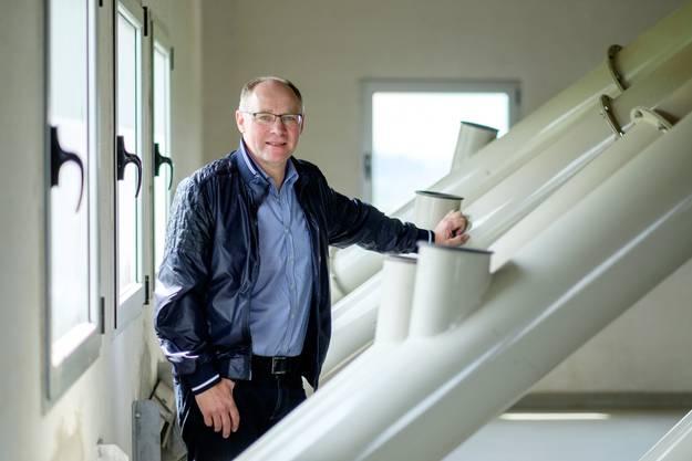 Hansjörg Knecht, SVP.