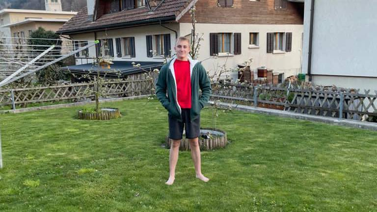 Sven Bürgisser aus Menznau