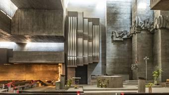 Die 950000 Franken teure «Himmelsleiter» ist bereits installiert und wird bald eingeweiht.