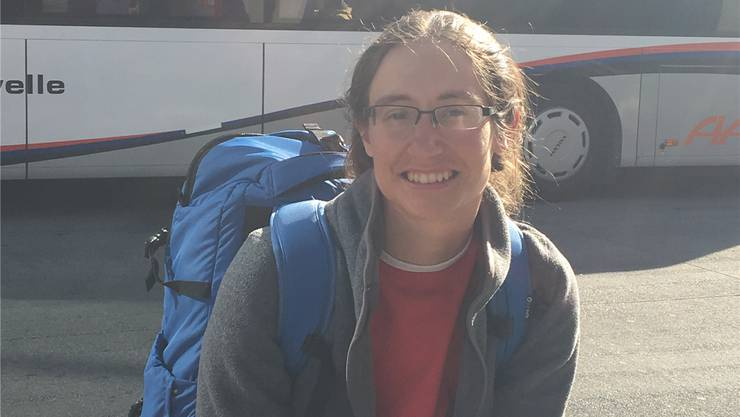 Silvia Götti (35), Informatikerin, Aarau.