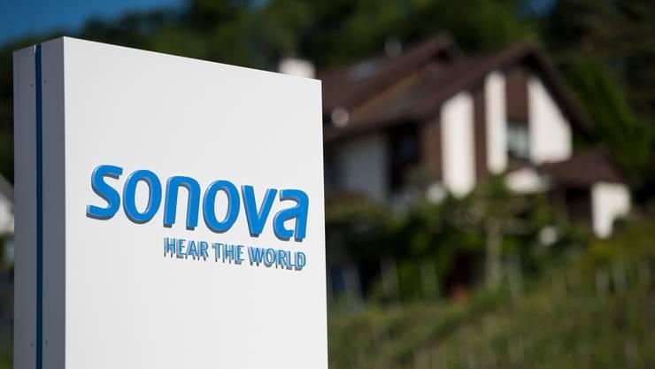 Sonova erwartet aus dem Urteil eine Ertrag von bis zu 120 Millionen Franken.