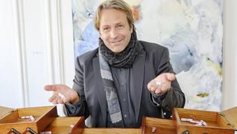 Jascha Schneider hat aus dem Nähkästchen das Lösli mit dem Begriff «Prestige» gefischt.