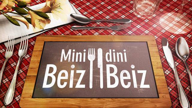 «Mini Beiz, dini Beiz» zu Gast in Luzern