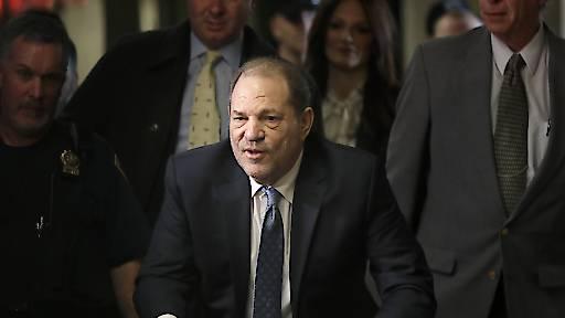 23 Jahre Haft für Harvey Weinstein
