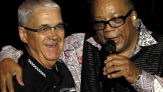 Nobs (l.) und Jones in Montreux 2009 (Archiv)