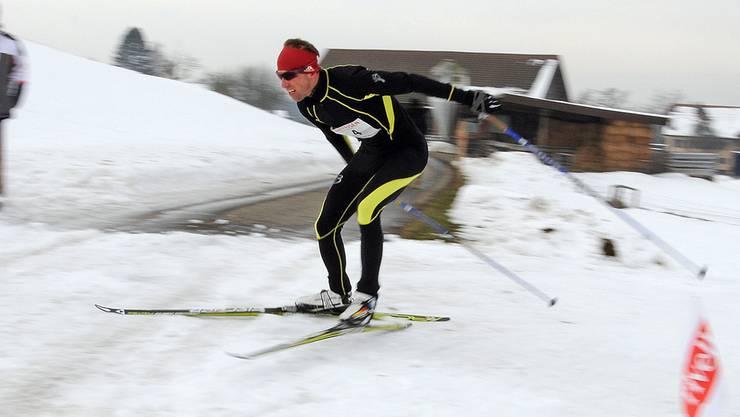 Der Zofinger Christian Wittensöldner siegte bei den Rennen 2013 und 2015. Tiz
