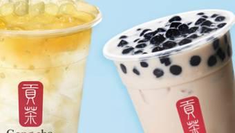 """Süsser Milchtee mit Tapioka-Perlen: Partners Group finanziert eine Beteiligung an Gong Cha, einem """"Bubble Tea""""-Anbieter aus Taiwan."""