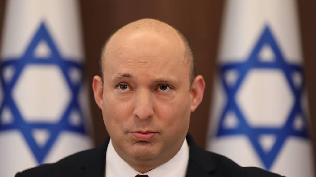 Bennett: Israel akzeptiert keinen Beschuss seines Territoriums