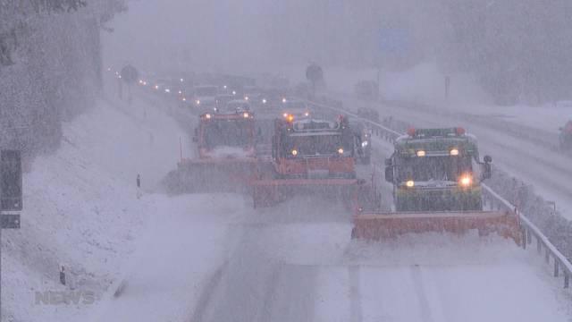 Bern freut sich ab erstem Schnee