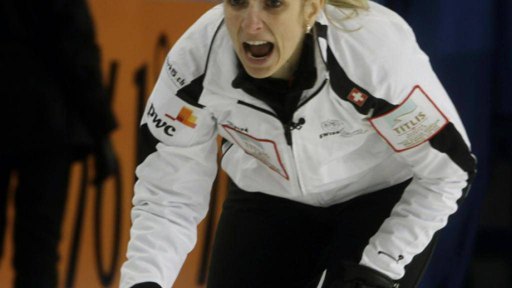 Silvana Tirinzoni strebt die Olympia-Teilnahme an