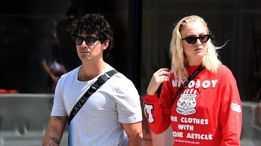 Sophie Turner und Joe Jonas