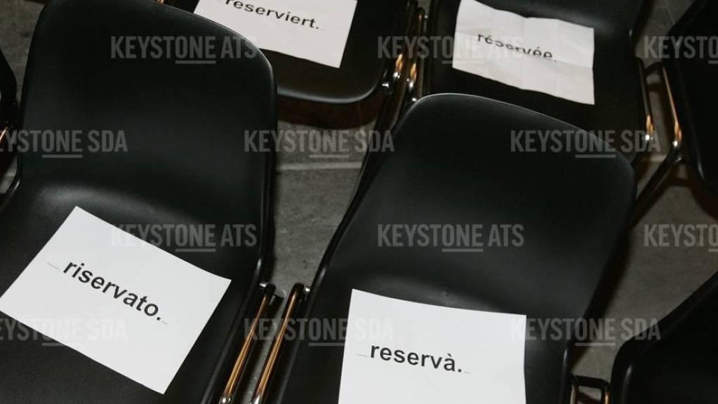 Am «Tag der Mehrsprachigkeit» üben sich Parlamentarier und Bundesangestellte in einer anderen Sprache.