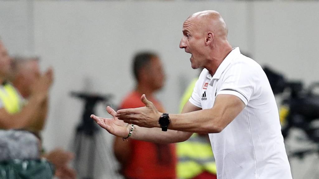 Österreicher Goran Djuricin wird GC-Trainer