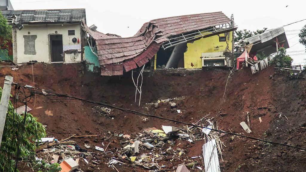 Zahl der Opfer nach Erdrutschen steigt – 27 Vermisste