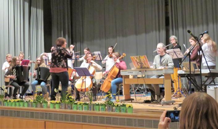 Ensemble der Musikschule