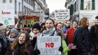 Climate Strike Solothurn
