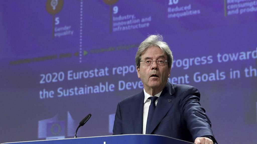 Bericht: EU erfüllt Ziele bei Gleichstellung und Klimaschutz nicht