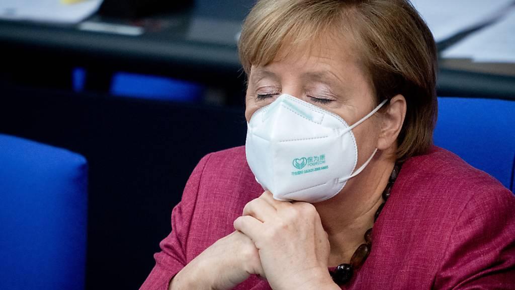 Merkel: Befinden uns «in dramatischer Lage»