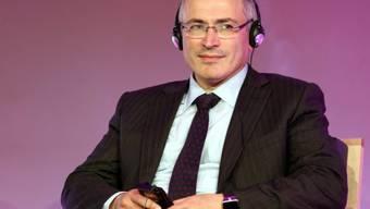 Der russische Dissident Michail Chodorkowski (Archiv)