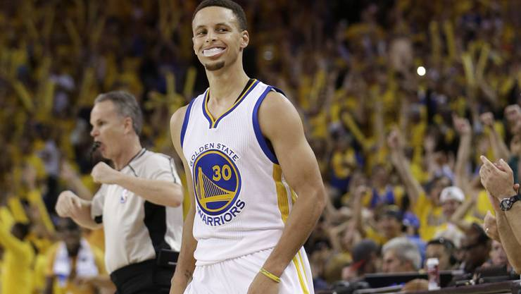 Stephen Curry ragte bei Golden State einmal mehr heraus