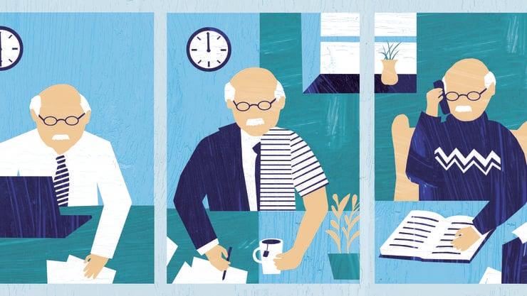 Was können ältere Arbeitnehmer selbst dazu beitragen, dass sie begehrt bleiben am Arbeitsmarkt? Neben der Bereitschaft zur Weiterbildung wünschen sich die Arbeitgeber, dass sie flexibel sind in der Gestaltung ihres Austritts aus dem Arbeitsleben. Ob sie nun volle Kraft voraus bis zum Pensionsalter oder aber einen graduellen Abbau von Verantwortung – und damit auch der Entlöhnung – wählen oder ob sie schon früh die Vorzüge eines nur noch geringen Pensums entdecken und Krawatte mit bequemem Pullover tauschen – sie sollten frühzeitig mit ihrem Arbeitgeber darüber sprechen.