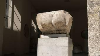 Der Füdlistein bildet den Anfang der Geschichte.