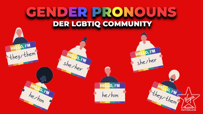 Gender Pronouns - wir klären auf!