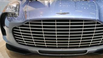Der Aston Martin wurde in der Nähe von Zürich gefunden. (Symbolbild)