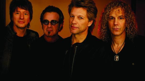 Bon Jovi kommen wieder in die Schweiz