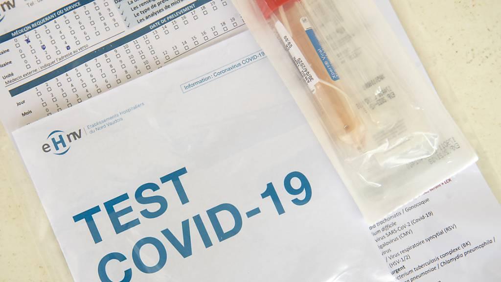 97 neue Covid-19-Infizierte innert 24 Stunden gemeldet
