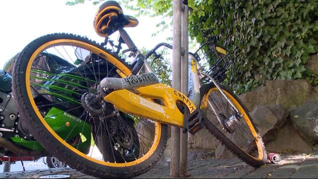 Zürcher Fahrradverleih aus Singapur O-Bike offenbar pleite
