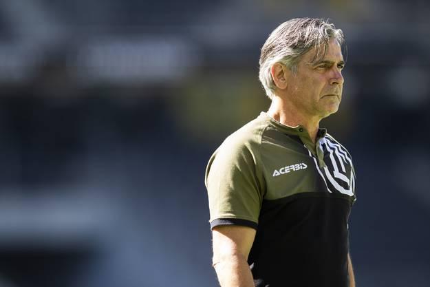 Seit der Corona-Pause top: Der FC Lugano blieb in den letzten acht Saisonspielen unbesiegt.
