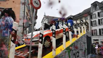 Die schönsten und spektakulärsten Wagen an den Fasnachtsumzügen 2018 im Kanton Solothurn
