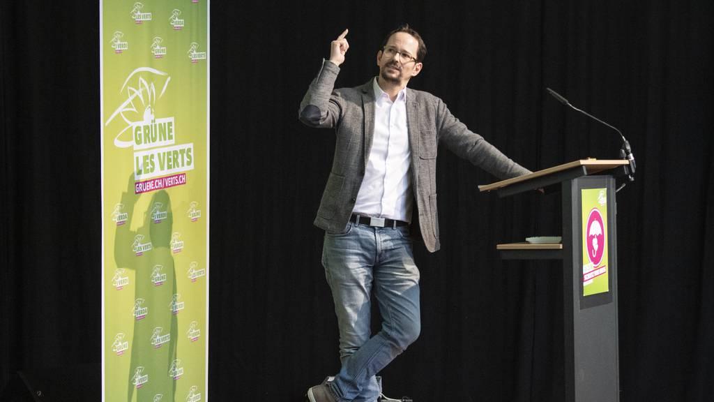 Balthasar Glättli will Grünen-Präsidium übernehmen
