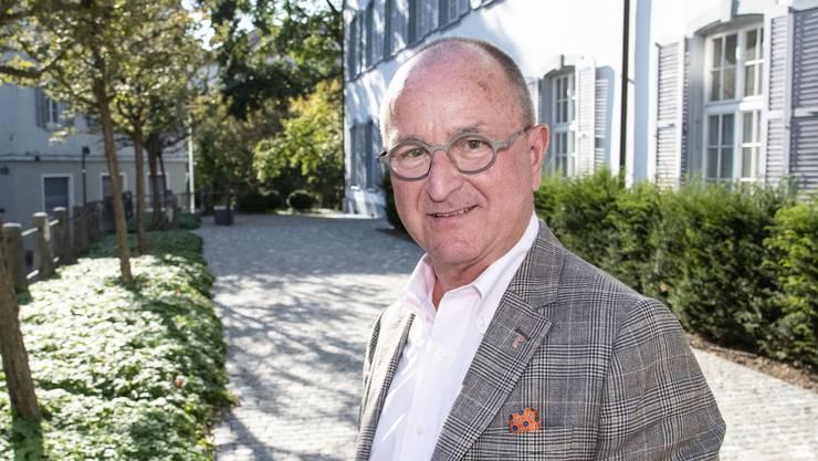 Tritt ab: FDP-Chef Paul Hofer.