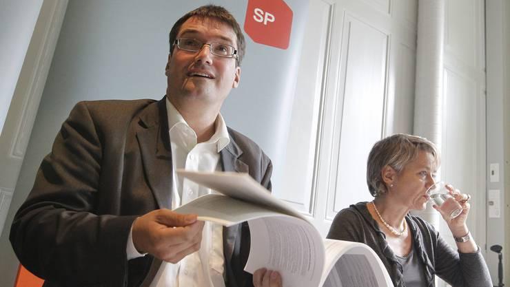 SP-Parteipräsident sieht einen Rücktritt aus dem Bundesrat nicht als Option.