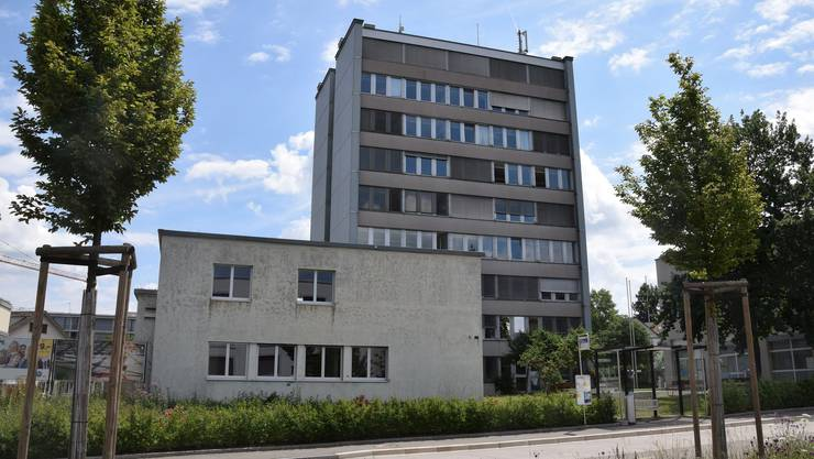 Gemeindehaus in Windisch