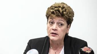 Die Zürcher Bildungsdirektorin Silvia Steiner ist überzeugt, dass die Schulen im Kanton Zürich gute Lösungen für den Start nach dem Corona-Lockdown finden werden. (Archivbild)