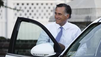 Romney passt es nicht, dass Trump politische Prinzipien egal sind. Kehrt er nun nach Washington zurück?