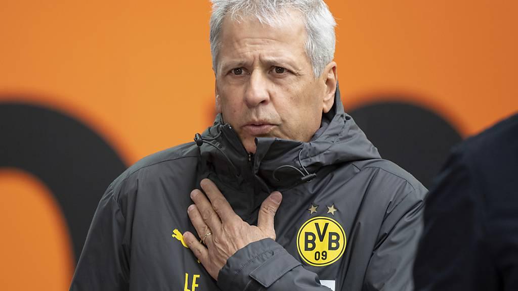 Favre und Dortmund mit erster Saisonniederlage