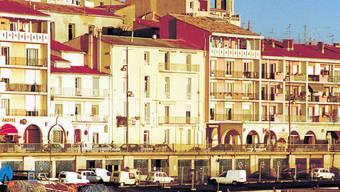 Blick auf Sète (Archiv)