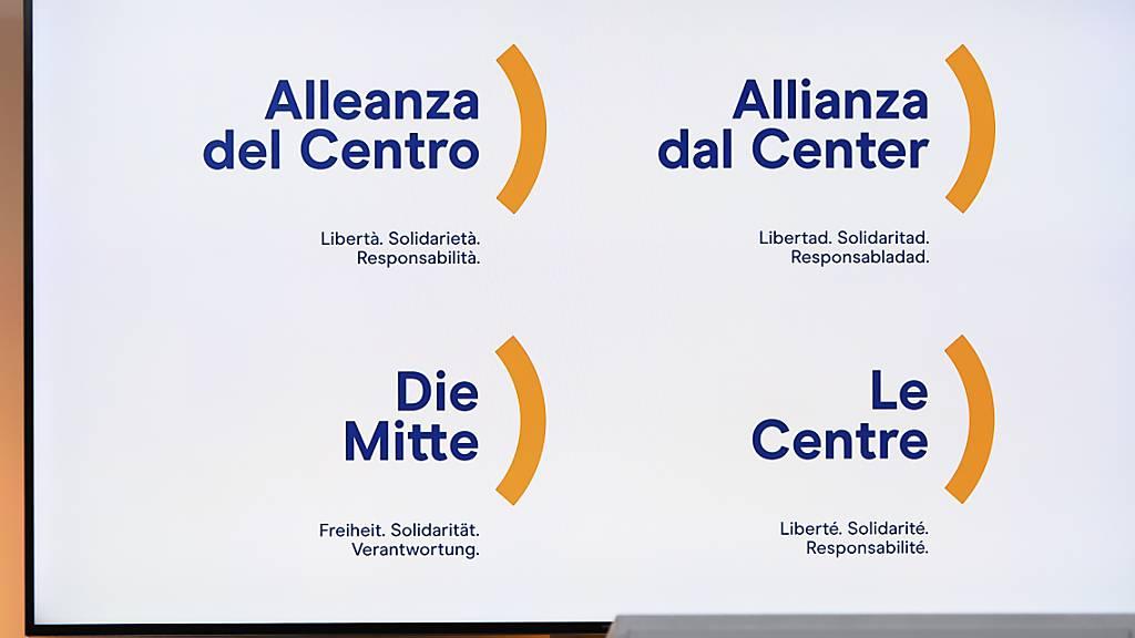 Auch in St. Gallen soll die CVP künftig den Namen «Die Mitte» tragen. (Archivbild)