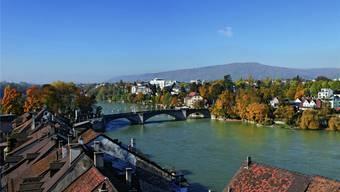 In Rheinfelden können Spürnasen eine Schnitzeljagd absolvieren. zvg