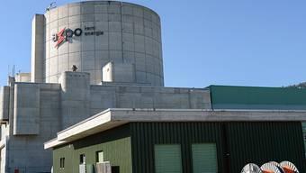 Beznau 1 ist das älteste kommerziell betriebene AKW der Welt. (Archivbild)