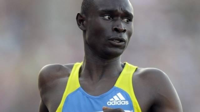Schnellster Mann über 800 m: David Rudisha