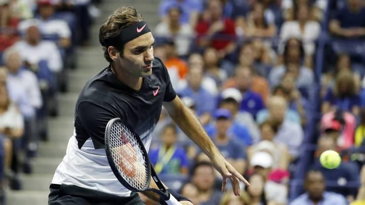 Das Duell zwischen Roger Federer und Rafael Nadal in New York ist wieder einmal geplatzt.