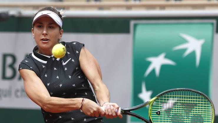 Tennisspielerin Belinda Bencic setzt eine klare Grenze: «Gleichberechtigung heisst, dass beide Geschlechter gleich behandelt werden.»
