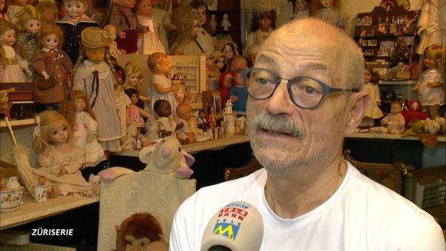 Traditionelle Berufe: Der Puppendoktor