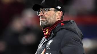 Kann Liverpools Trainer Jürgen Klopp doch noch die verdienten Lorbeeren einheimsen?