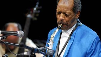 Ornette Coleman 2007 an den Warschauer Summer Jazz Days. Coleman starb am Donnerstag in Manhattan an Herzstillstand.